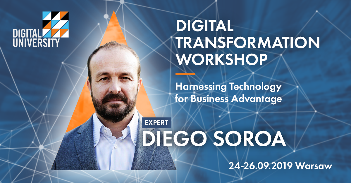 diego soroa digital transformation workshop