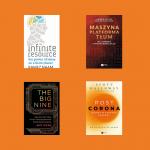 8 książek o przyszłości i nowych technologiach, które pozwolą Ci dobrze rozumieć zmieniający się świat